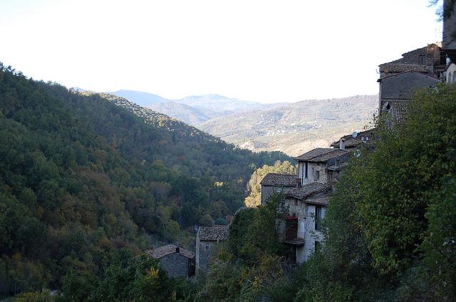 Anticoli Corrado (RM) e le sue colline