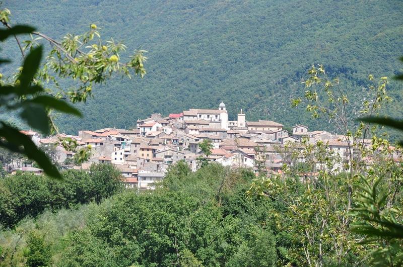 Il borgo di Marano Equo