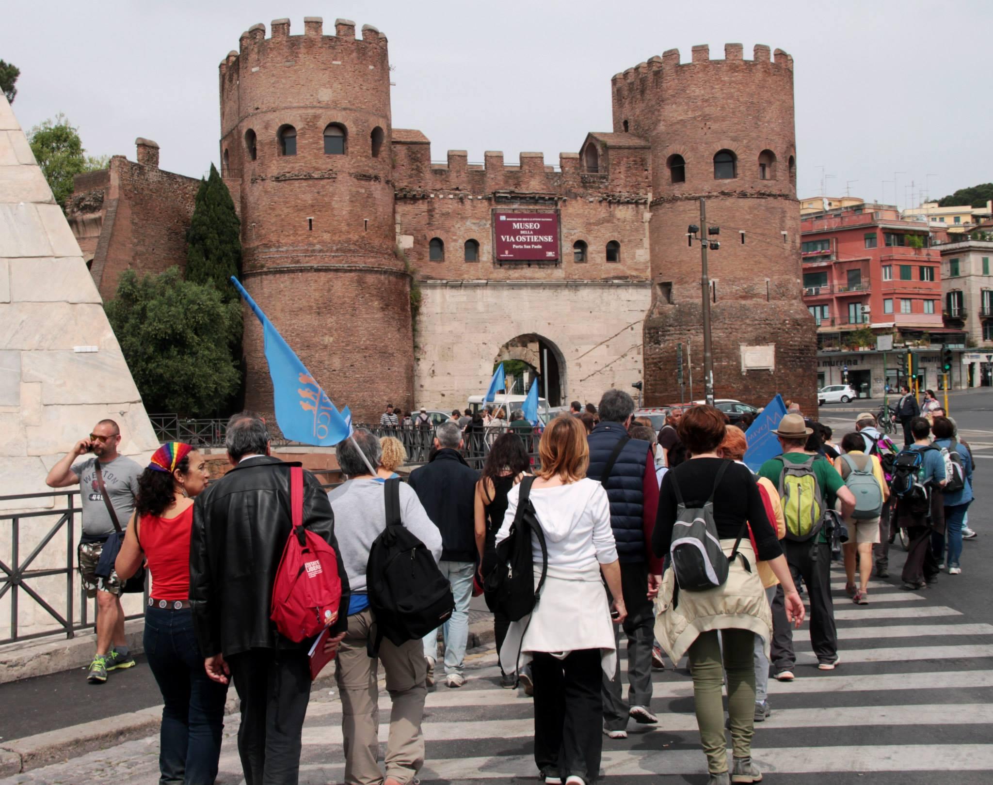 Porta S. Paolo