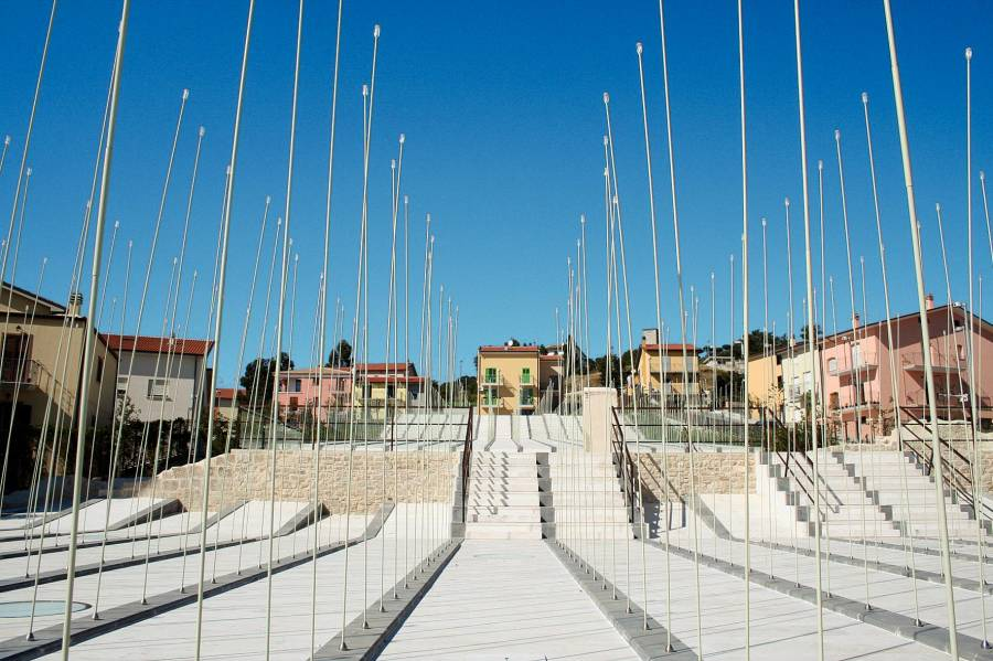 San Giuliano di Puglia (CB), Parco della Memoria