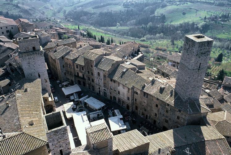 """Anticoli Corrado, il """"paese degli artisti"""""""